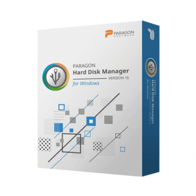 Paragon Hard Disk Manager 16 - Business Standalone Perpetual
